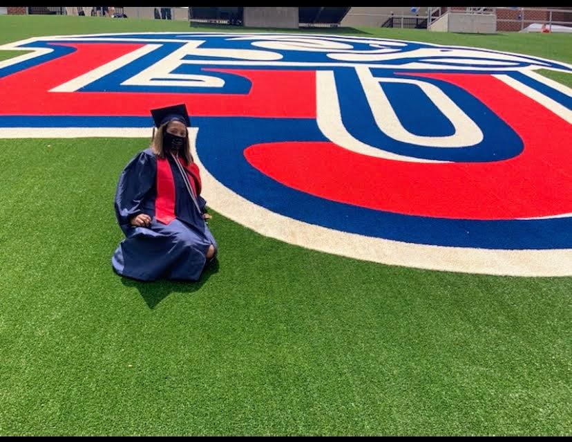 I Did It! A Graduation Story